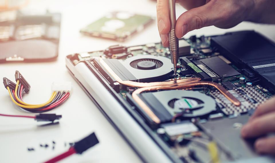 Laptop repairs Hyderabad