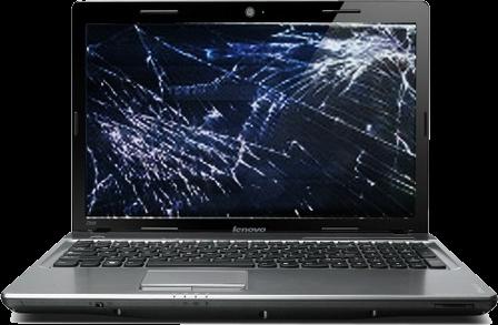 Laptop screen repair in Delhi