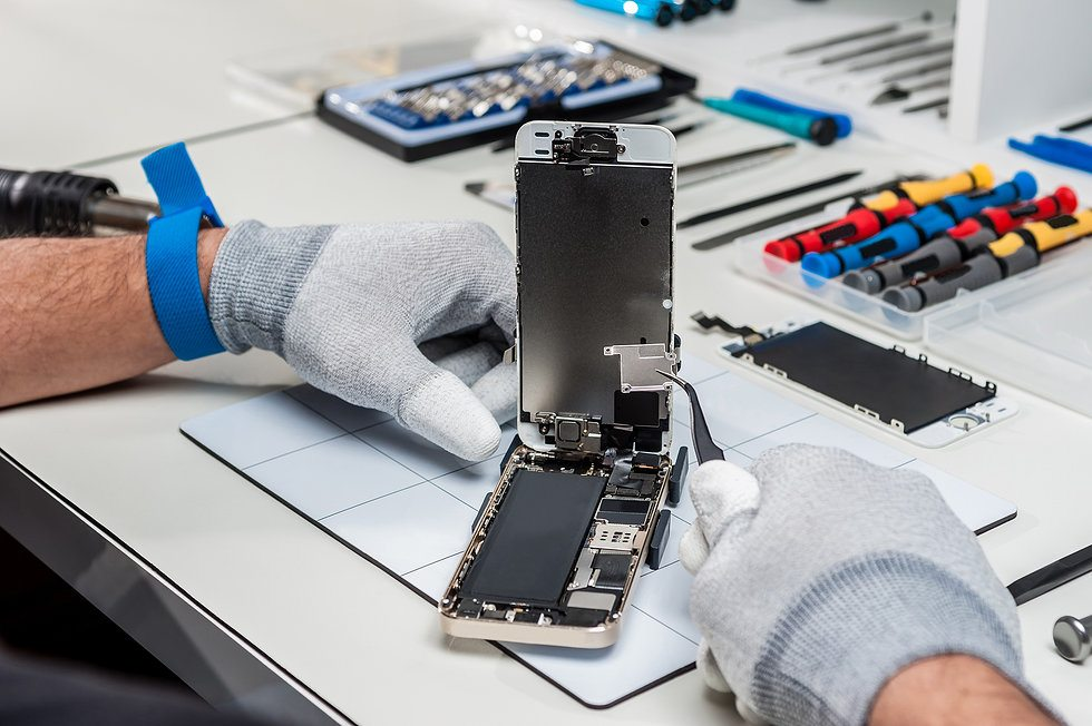 mobile screen repair in delhi